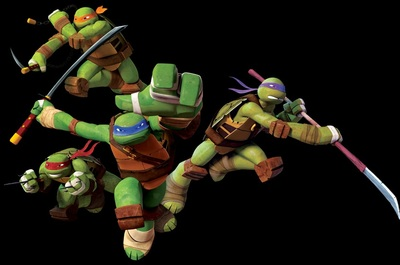 All The Turtles